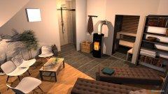 Raumgestaltung Sauna Test in der Kategorie Wintergarten-Veranda