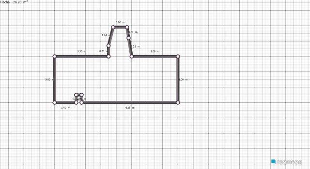Raumgestaltung Terrasse in der Kategorie Wintergarten-Veranda