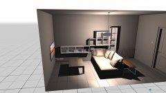 Raumgestaltung 01 in der Kategorie Wohnzimmer