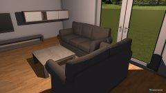Raumgestaltung 050814 in der Kategorie Wohnzimmer