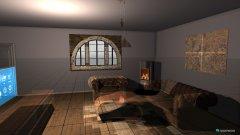 Raumgestaltung 1. design in der Kategorie Wohnzimmer