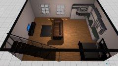 Raumgestaltung 1.Etage in der Kategorie Wohnzimmer