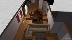 Raumgestaltung 1.OG Neu in der Kategorie Wohnzimmer