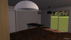 Raumgestaltung 1. OG Wohnzimmer in der Kategorie Wohnzimmer