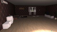 Raumgestaltung 1 room in der Kategorie Wohnzimmer