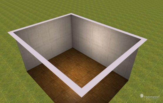 Raumgestaltung 1. Stube in der Kategorie Wohnzimmer