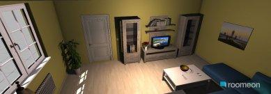 Raumgestaltung 1. Test Wohnzimmer in der Kategorie Wohnzimmer