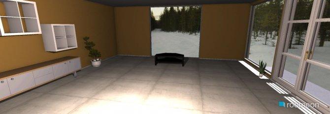 Raumgestaltung 1.Versuch in der Kategorie Wohnzimmer