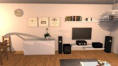 Raumgestaltung 1. Versuch in der Kategorie Wohnzimmer