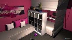 Raumgestaltung 1 Zi.Whg. 17.4 qm in der Kategorie Wohnzimmer