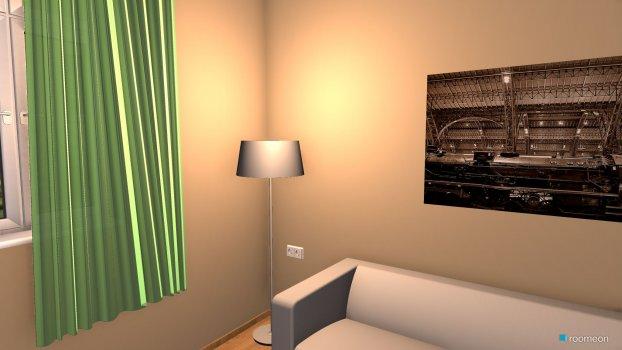 Raumgestaltung 111 in der Kategorie Wohnzimmer
