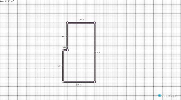Raumgestaltung 135 ashby road in der Kategorie Wohnzimmer