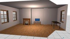 Raumgestaltung 15 Guildford in der Kategorie Wohnzimmer