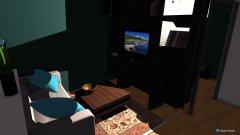 Raumgestaltung 18sqm in der Kategorie Wohnzimmer