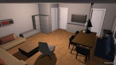 Raumgestaltung 191109 in der Kategorie Wohnzimmer