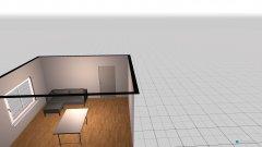 Raumgestaltung 1_Wohnzimmer in der Kategorie Wohnzimmer