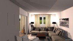 Raumgestaltung 1og in der Kategorie Wohnzimmer