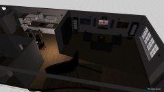 Raumgestaltung 1st floor unfinished in der Kategorie Wohnzimmer