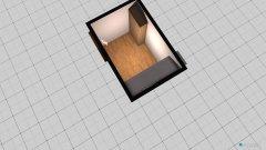 Raumgestaltung 2,25x3,5 in der Kategorie Wohnzimmer