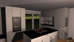 Raumgestaltung 2 eingang in der Kategorie Wohnzimmer