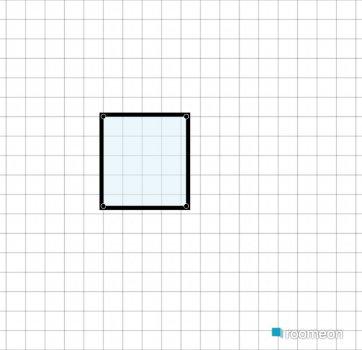 Raumgestaltung 2. Möglichkeit in der Kategorie Wohnzimmer