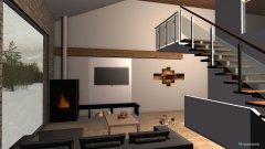 Raumgestaltung 2. STock V2 in der Kategorie Wohnzimmer