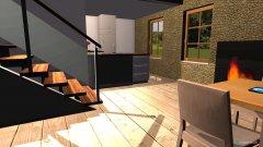 Raumgestaltung 2. STock in der Kategorie Wohnzimmer