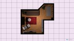 Raumgestaltung 2 Versuch in der Kategorie Wohnzimmer