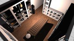 Raumgestaltung 2013-Renovierung in der Kategorie Wohnzimmer