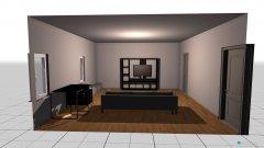 Raumgestaltung 2222 in der Kategorie Wohnzimmer