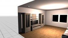 Raumgestaltung Квартира 239 in der Kategorie Wohnzimmer