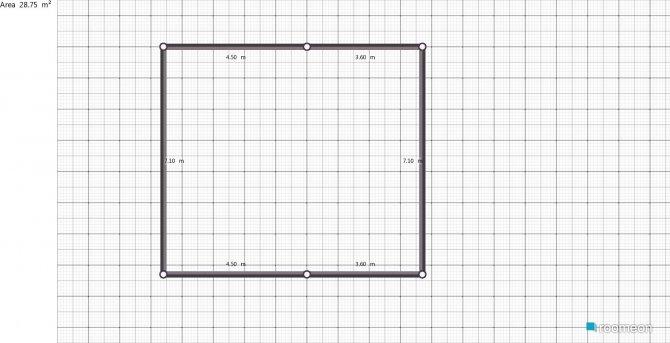 Raumgestaltung 25 chapel Road in der Kategorie Wohnzimmer
