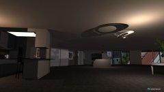 Raumgestaltung 3- Penthaus apatmend in der Kategorie Wohnzimmer