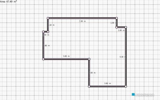 Raumgestaltung 3905 Tilden Avenue in der Kategorie Wohnzimmer