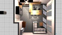 Raumgestaltung 3er Kombi Version 4 in der Kategorie Wohnzimmer