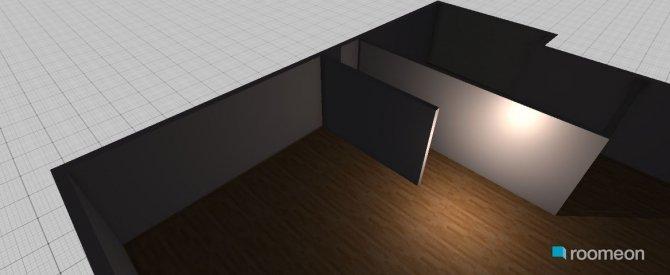 Raumgestaltung 3terVersuch in der Kategorie Wohnzimmer