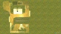 Raumgestaltung 40 Quadratmeter Wohnen- Essen in der Kategorie Wohnzimmer