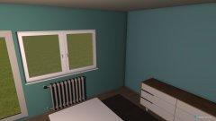 Raumgestaltung 4444 in der Kategorie Wohnzimmer
