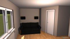 Raumgestaltung 5.1 in der Kategorie Wohnzimmer