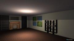 Raumgestaltung 5230 Pennsylvania  in der Kategorie Wohnzimmer