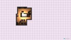 Raumgestaltung 6.Variante in der Kategorie Wohnzimmer
