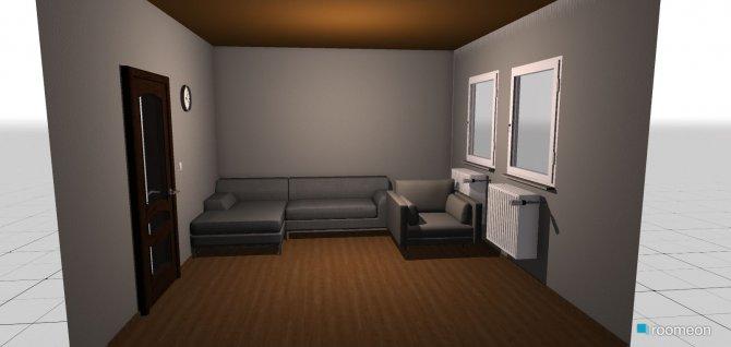 Raumgestaltung 88 in der Kategorie Wohnzimmer