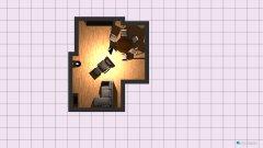 Raumgestaltung 9.Variante in der Kategorie Wohnzimmer