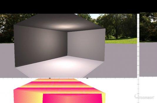 Raumgestaltung a1 in der Kategorie Wohnzimmer