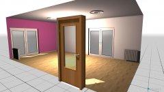 Raumgestaltung a in der Kategorie Wohnzimmer