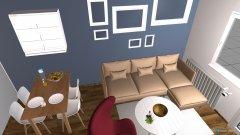 Raumgestaltung Adlerstr in der Kategorie Wohnzimmer