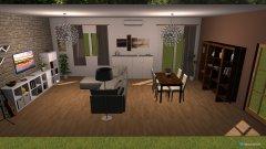 Raumgestaltung Agnese in der Kategorie Wohnzimmer