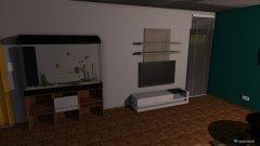 Raumgestaltung Aktuel Wohnzimmer in der Kategorie Wohnzimmer