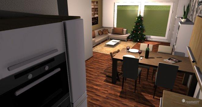 Raumgestaltung Albert in der Kategorie Wohnzimmer
