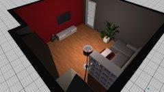 Raumgestaltung Alex Neues Zimmer 2  in der Kategorie Wohnzimmer